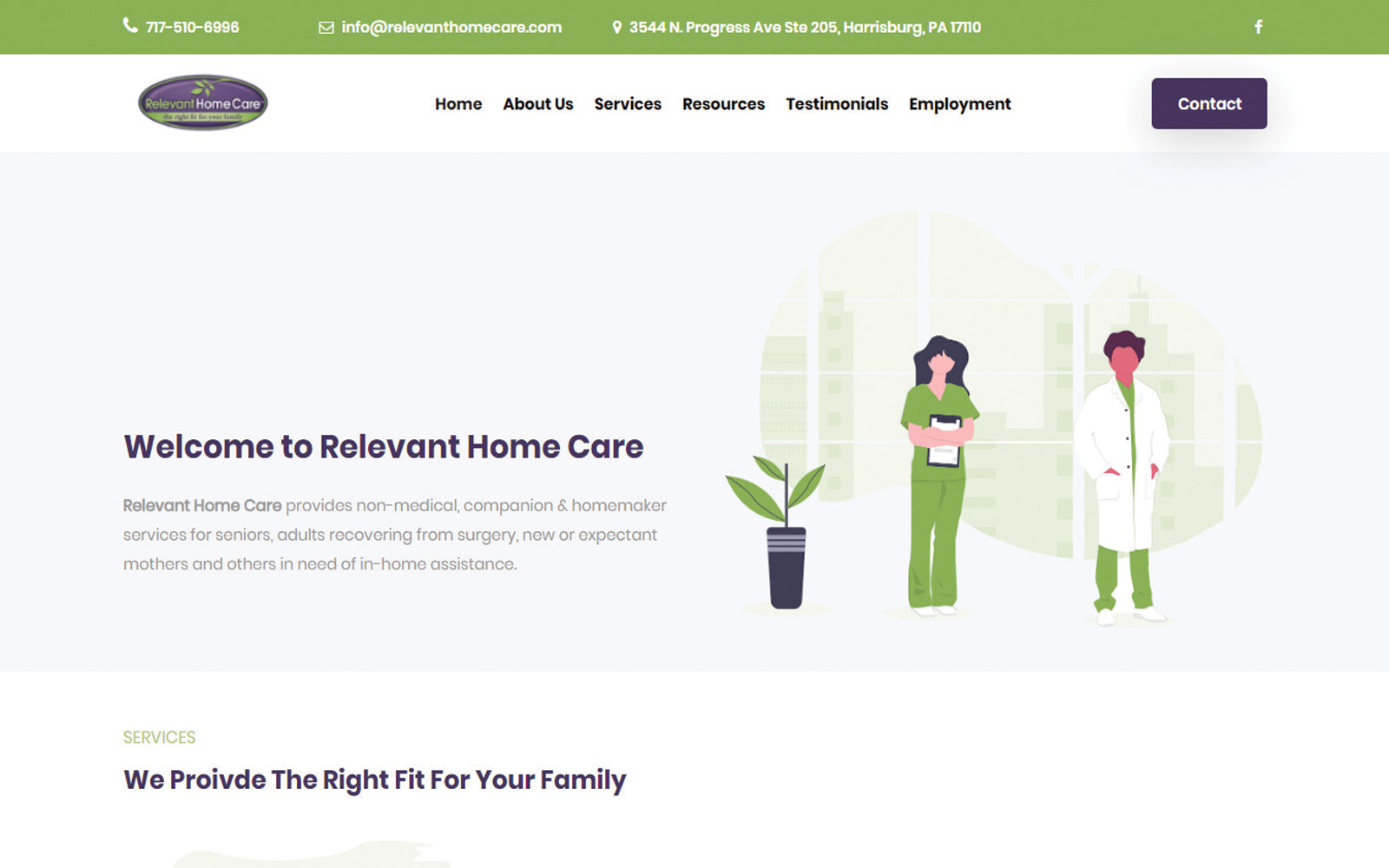 Relevent Home Care